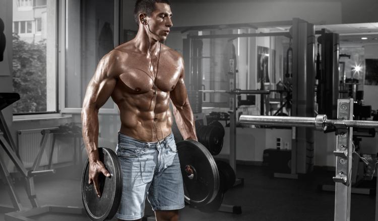 dieta e allenamento dei modelli
